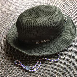 モンベル(mont bell)のモンベル 3Dメッシュハット 51〜54cm(帽子)