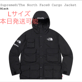シュプリーム(Supreme)のL supreme the north face cargo jacket (マウンテンパーカー)