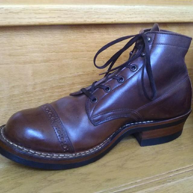 Wesco(ウエスコ)のホワイツ セミドレス(メダリオン) メンズの靴/シューズ(ブーツ)の商品写真