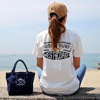 ロンハーマン(Ron Herman)の西海岸スタイル☆LUSSO SURF ウェストコーストTシャツ Mサイズ(Tシャツ/カットソー(半袖/袖なし))