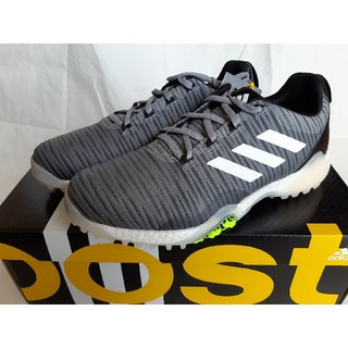 アディダス(adidas)の新品 アディダス 2020 ゴルフシューズ コードカオス 25.5cm(シューズ)