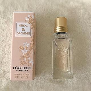 ロクシタン(L'OCCITANE)のロクシタン NO ネロリオーキデ オードトワレ(香水(女性用))
