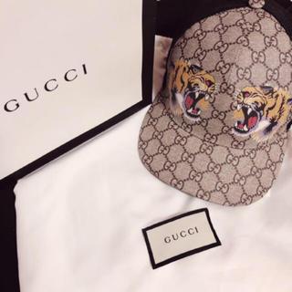 Gucci - GUCCI キャップ