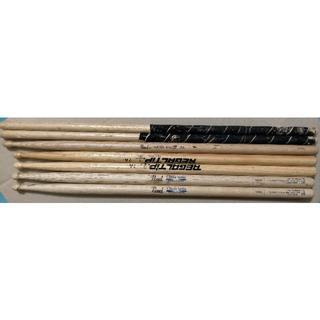 ドラムスティック Pearl 111A&103AC RegalTip 7A等(スティック)
