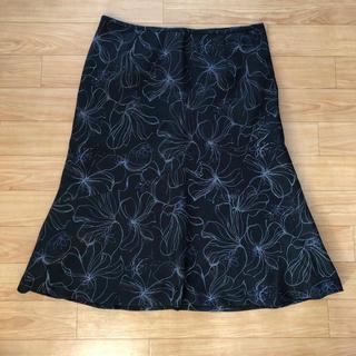 アルファキュービック(ALPHA CUBIC)のALPHA CUBIC 膝下スカート(ひざ丈スカート)