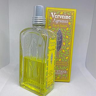 ロクシタン(L'OCCITANE)のロクシタン シトラスヴァーベナ オードトワレ used(ユニセックス)