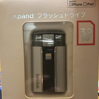 iPad   iPhone     iXpand  フラッシュドライブ(PC周辺機器)