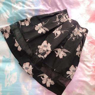GRL - GRL♡シースルースカート