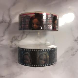 リカちゃん マスキングテープ マステ(テープ/マスキングテープ)