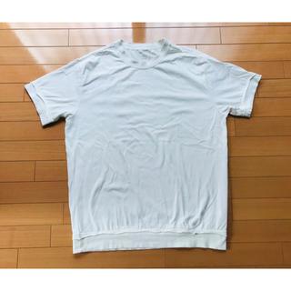 ビューティアンドユースユナイテッドアローズ(BEAUTY&YOUTH UNITED ARROWS)のユナイテッドトウキョウ 半袖カットソー ビッグシルエット 白(Tシャツ/カットソー(半袖/袖なし))