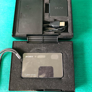ソニー(SONY)のSONY cyber shot デジタルカメラ 防水(コンパクトデジタルカメラ)