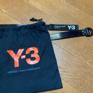 Y-3 - Y-3 ワイスリー ヨウジ ヤマモト ブラック ベルト