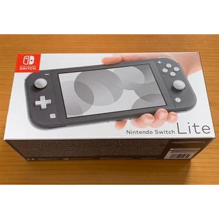 Nintendo Switch light 海外版(携帯用ゲーム機本体)