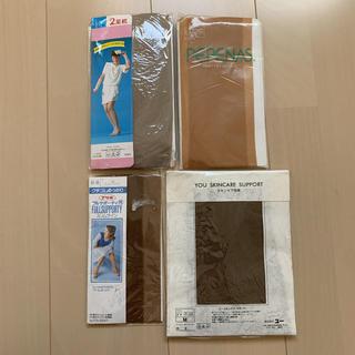 アツギ(Atsugi)のストッキング、ショートストッキング4種5足セットS〜L(タイツ/ストッキング)