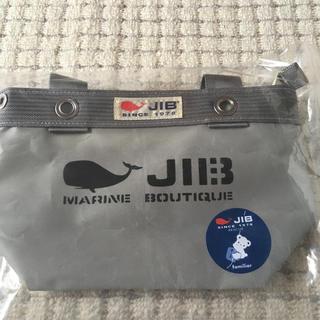 ファミリア(familiar)のファミリア JIB グレーバッグ(トートバッグ)