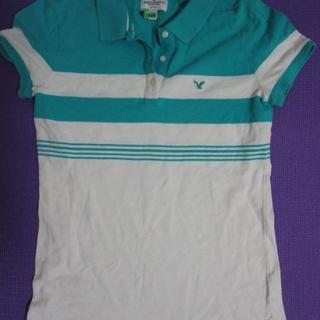 アメリカンイーグル(American Eagle)のアメリカンイーグル ポロシャツ(M)(ポロシャツ)