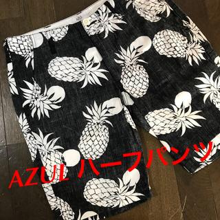 アズールバイマウジー(AZUL by moussy)のAZUL  メンズハーフパンツ(ショートパンツ)