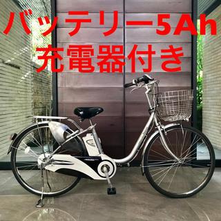 パナソニック(Panasonic)の世田谷区引き渡し限定 電動自転車 電動アシスト自転車(自転車本体)