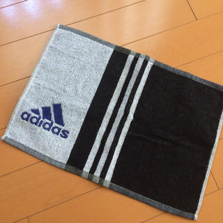 アディダス(adidas)の【本日タイムSALE】adidas ハンドタオル(タオル/バス用品)