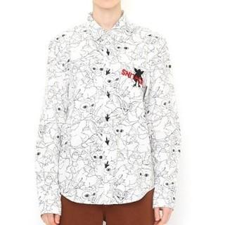 グラニフ(Design Tshirts Store graniph)のグラニフ グレムリン ギズモ シャツ graniph(シャツ/ブラウス(長袖/七分))