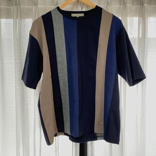 ビューティアンドユースユナイテッドアローズ(BEAUTY&YOUTH UNITED ARROWS)のUNITED ARROWS クルーネックT 着画あり(Tシャツ/カットソー(半袖/袖なし))