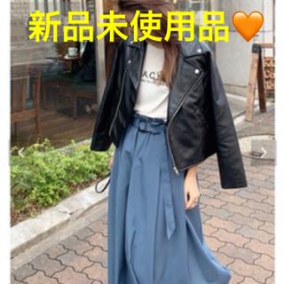 コウベレタス(神戸レタス)のはらちゃんコラボ デザインスカート(ロングスカート)