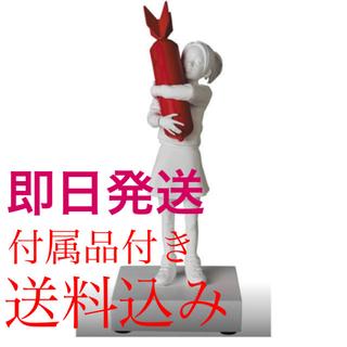 メディコムトイ(MEDICOM TOY)のBOMB HUGGER(RED BOMB Ver.) (アニメ/ゲーム)