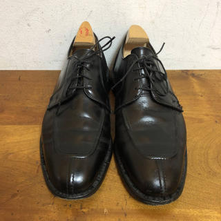 アレンエドモンズ(Allen Edmonds)のビンテージ USA製 アレンエドモンズ HANCOCK 革靴 Uチップ(ドレス/ビジネス)