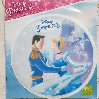 ディズニー(Disney)の【未開封】ケーキ用 シュガーシート シンデレラ(調理道具/製菓道具)