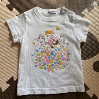 ファミリア(familiar)のfamiliar トップス(Tシャツ)