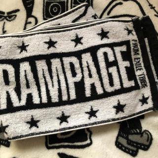 ザランページ(THE RAMPAGE)のTHROW YA FIST タオル(ミュージシャン)