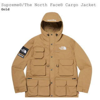 Supreme - 【Mサイズ】Supreme North Face Cargo Jacket