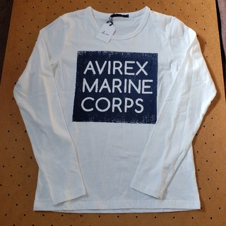 AVIREX 長袖Tシャツ