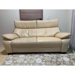 カリモクカグ(カリモク家具)のカリモク家具2人掛けソファ ZT73モデル(二人掛けソファ)