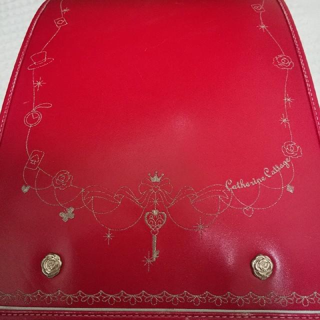Catherine Cottage(キャサリンコテージ)のキャサリンコテージ ランドセル キッズ/ベビー/マタニティのこども用バッグ(ランドセル)の商品写真