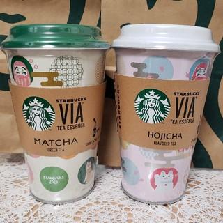 Starbucks Coffee - スターバックス ティーエッセンスセット