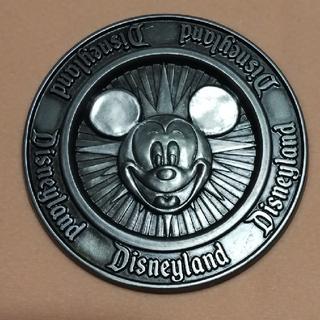 ディズニー(Disney)の【ディズニーDisney】ディズニー アメリカ コースター ペーパーウェイト(金属工芸)