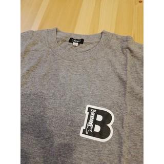 ベアー(Bear USA)のBear USA プリント Tシャツ L グレー(Tシャツ/カットソー(半袖/袖なし))