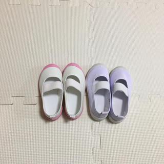 上靴 上履き 室内 シューズ 靴 13.5 14