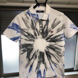 ラフシモンズ(RAF SIMONS)のラフシモンズ ポロシャツ(ポロシャツ)