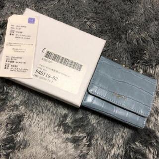 Ungrid - Ungrid 三つ折り財布 ミニウォレット