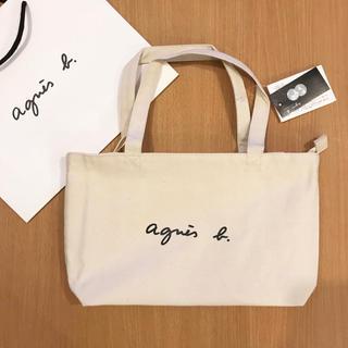 agnes b. - アニエスベー ミニトートバッグ S