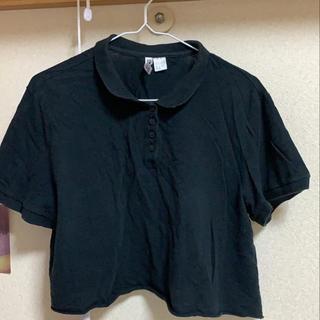 エイチアンドエム(H&M)のブラウス シャツ(シャツ/ブラウス(半袖/袖なし))
