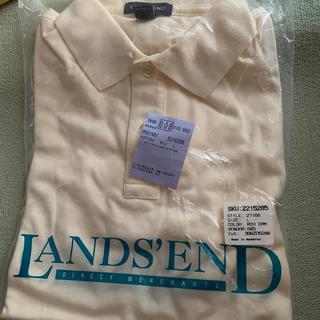 ランズエンド(LANDS'END)のランズエンド L(ポロシャツ)