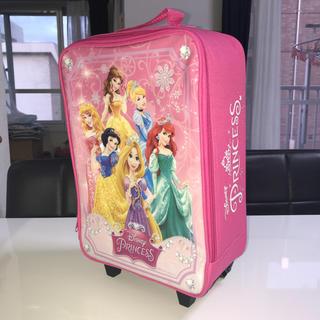 ディズニー(Disney)のディズニー プリンセス キャリーケース 40cmx27cmx 18cm(スーツケース/キャリーバッグ)