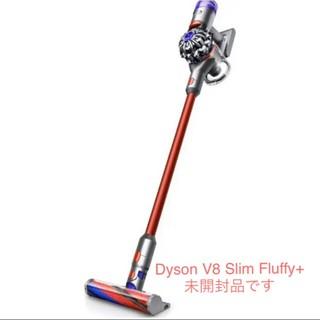 Dyson - Dyson V8 Slim Fluffy+ SV10KSLMCOM の新品です