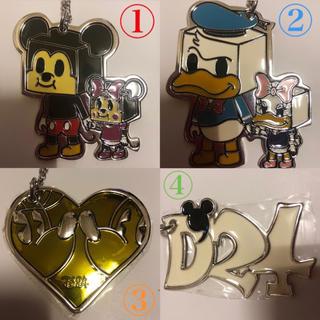 ディズニー(Disney)のディズニー D24 キーチェーン(キャラクターグッズ)
