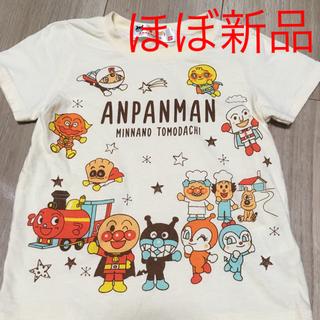 アンパンマン(アンパンマン)のTシャツ 90 ほぼ新品(Tシャツ/カットソー)