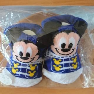 ディズニー(Disney)のベビー用靴下 ディズニー公式(その他)