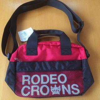 RODEO CROWNS - 新品未使用 ロデオクラウンズ  ショルダーバッグ